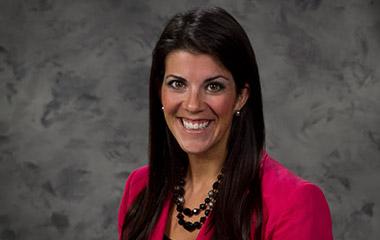Photo of Dr. Jennie M. Carr