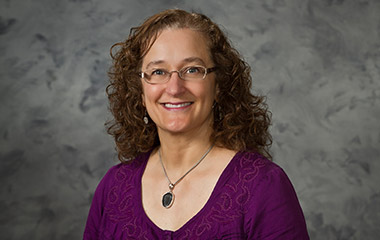 Photo of Dr. Amy G. Thompson