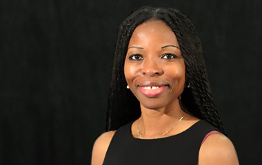 Photo of Dr. Marcellina Hamilton